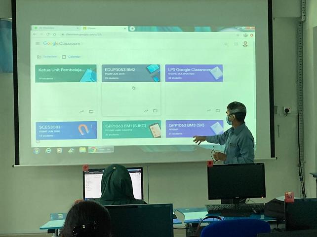 Kursus Google Classroom