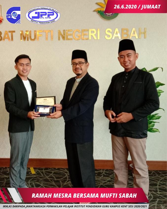 Program Ramah Mesra bersama Mufti Sabah