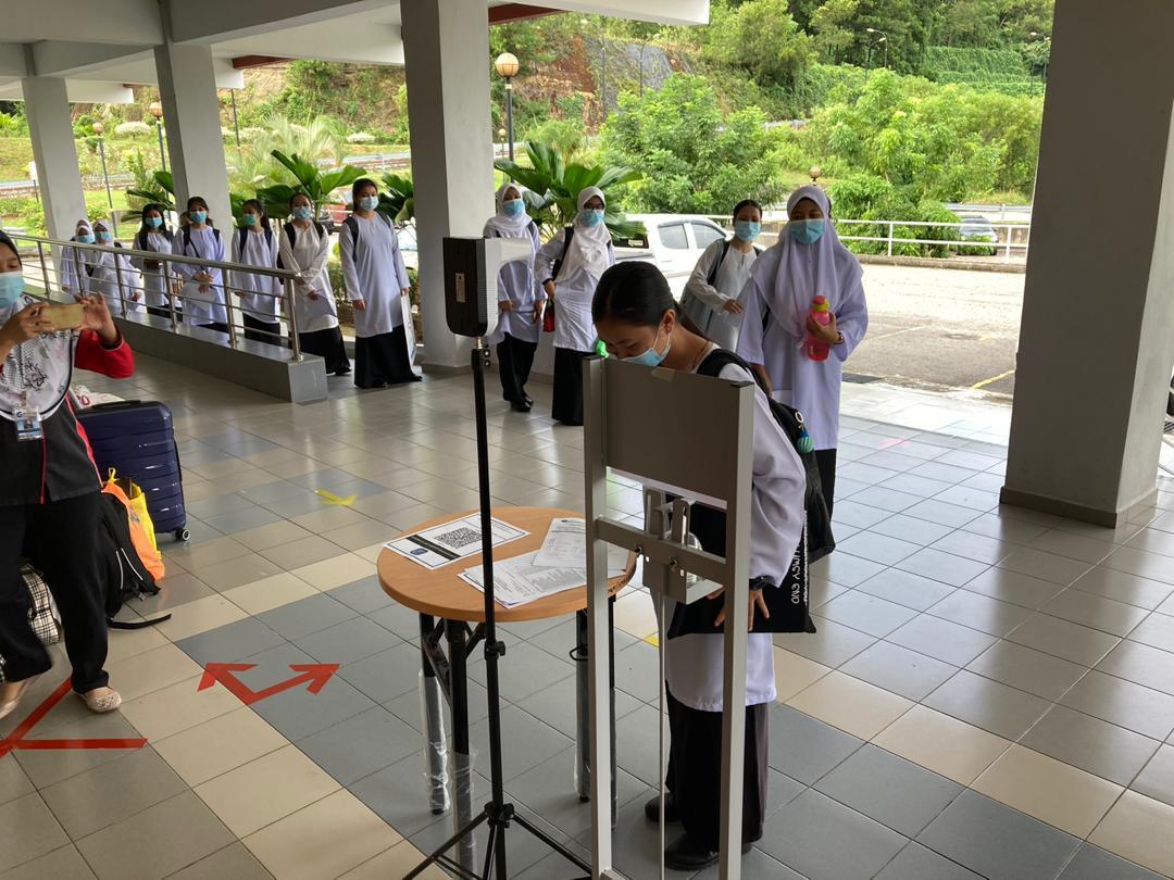 Pendaftaran Pelajar Baharu PPISMP